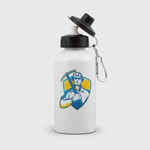 Бутылка спортивная Я - Шахтёр