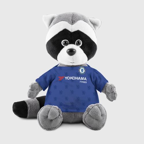Игрушка Енотик в футболке 3D Челси (форма)