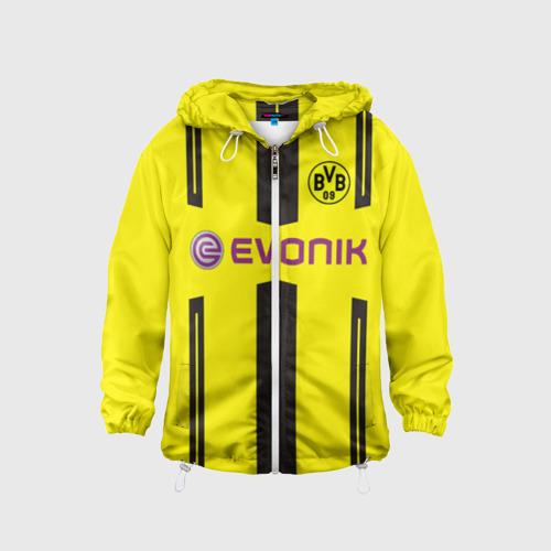Детская ветровка 3D Borussia Dortmund