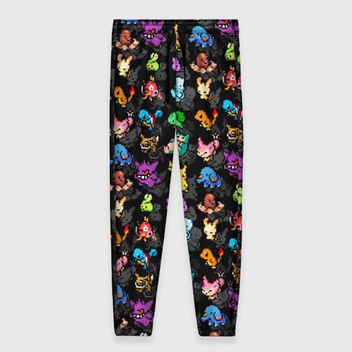 Женские брюки 3D Покемоны