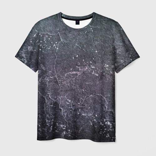 Мужская футболка 3D Грандж