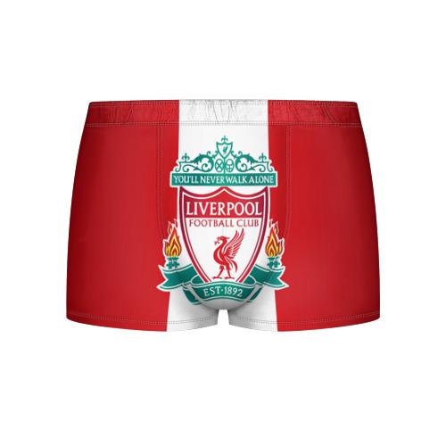 Мужские трусы 3D Liverpool FC