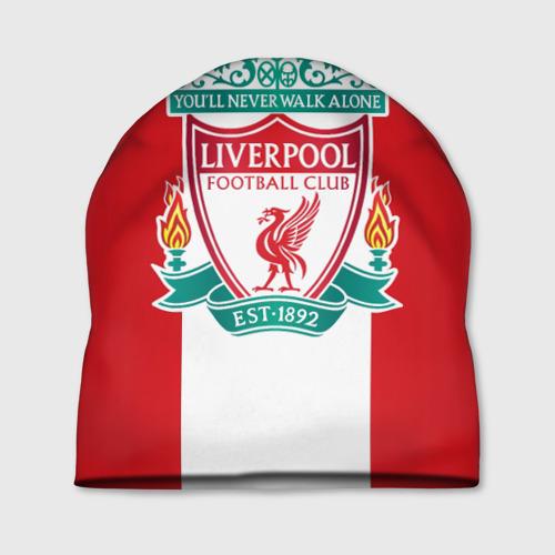 Шапка 3D Liverpool FC
