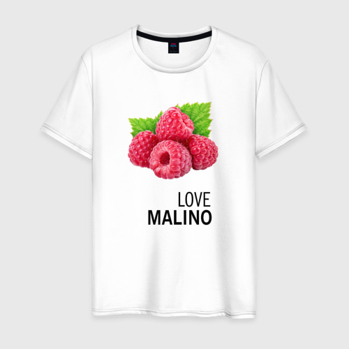 Мужская футболка хлопок LOVE MALINO