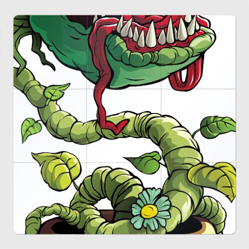 Магнитный плакат 3Х3 Plants vs zombies