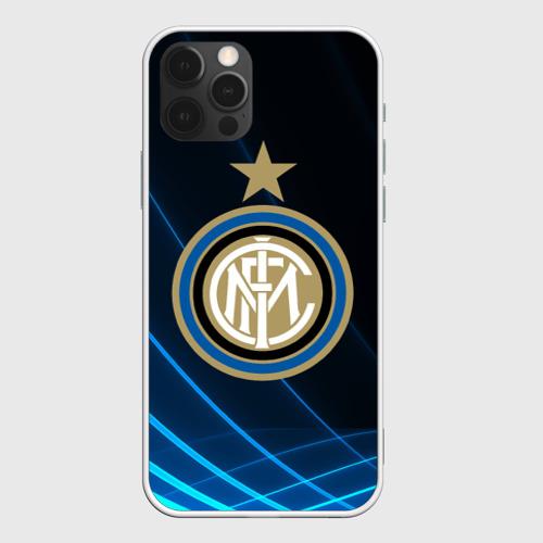 Чехол для iPhone 12 Pro Max Inter Milan