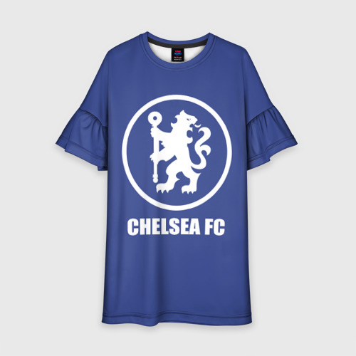 Детское платье 3D Chelsea FC