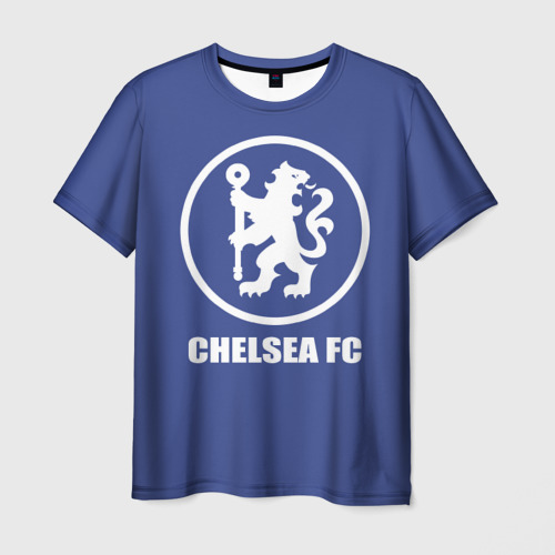 Мужская футболка 3D Chelsea FC