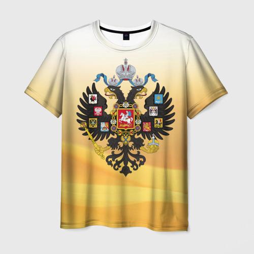 Мужская футболка 3D Русская Империя