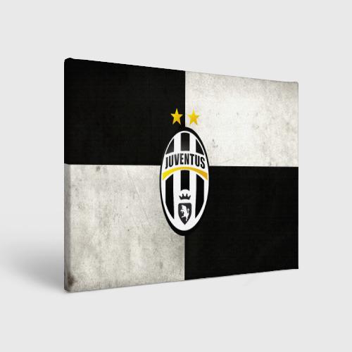 Холст прямоугольный Juventus FC