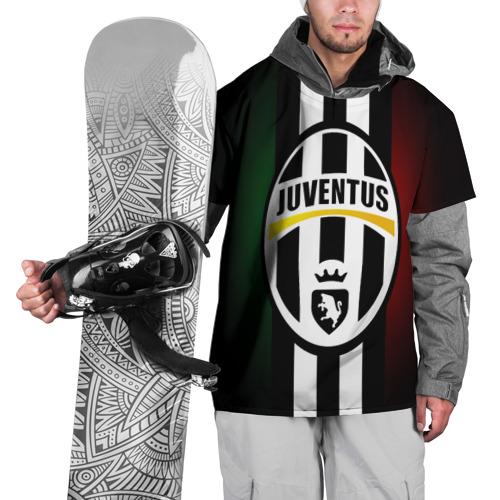 Накидка на куртку 3D Juventus FC