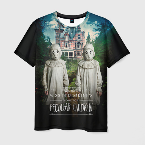Мужская футболка 3D Енох О'Коннор