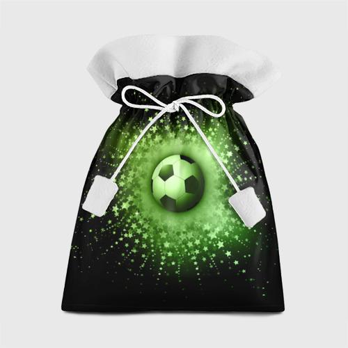Подарочный 3D мешок Футбольный мяч 4