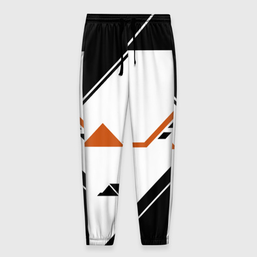 Мужские брюки 3D cs:go - Asiimov P250 Style