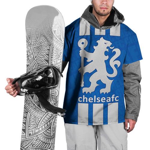 Накидка на куртку 3D Chelsea