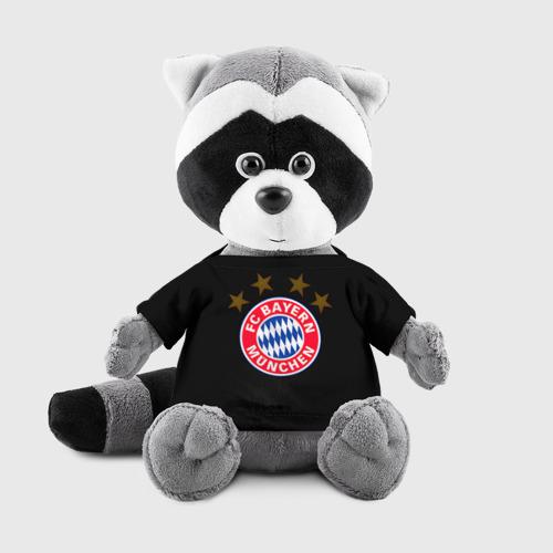 Игрушка Енотик в футболке 3D Bayern