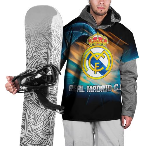 Накидка на куртку 3D Real Madrid
