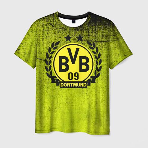 Мужская футболка 3D Borussia5