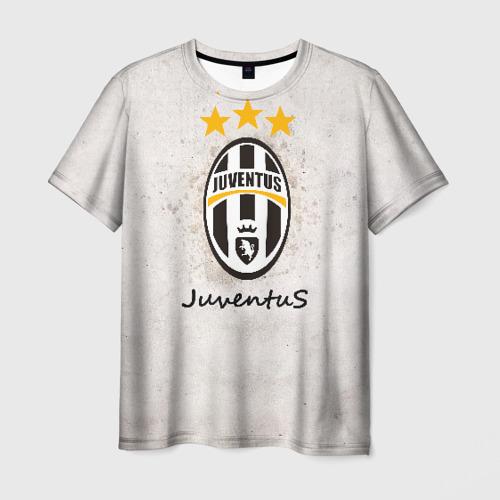 Мужская футболка 3D Juventus3