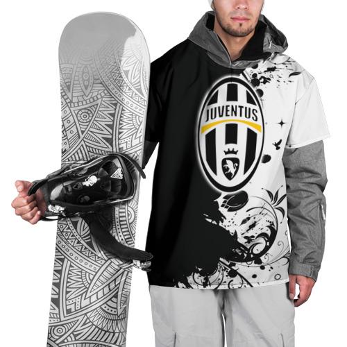 Накидка на куртку 3D Juventus4