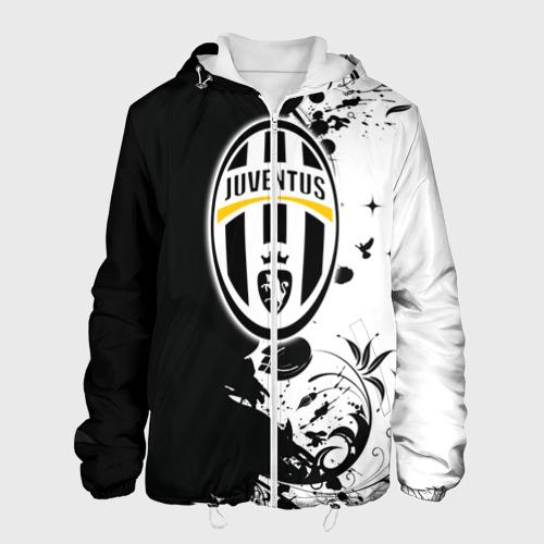 Мужская куртка 3D Juventus4