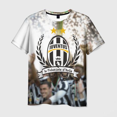 Мужская футболка 3D Juventus5