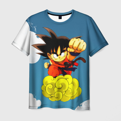 Мужская футболка 3D Kid