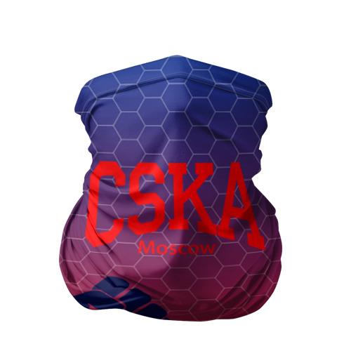 Бандана-труба 3D CSKA Msk