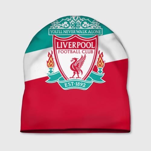 Шапка 3D Ливерпуль