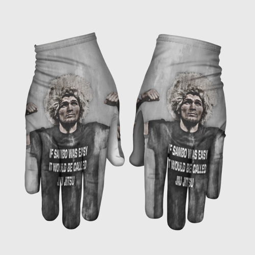 Перчатки 3D Хабиб