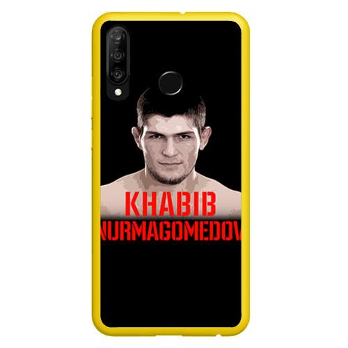 Чехол для Honor P30 Lite Хабиб Нурмагомедов