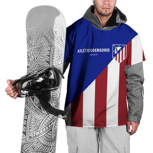 Накидка на куртку 3D Атлетико Мадрид
