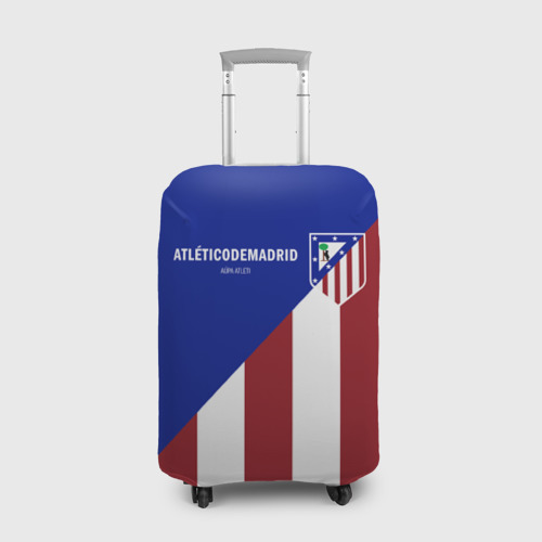 Чехол для чемодана 3D Атлетико Мадрид