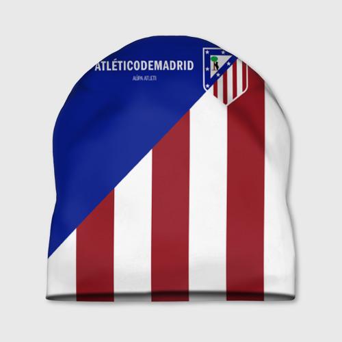 Шапка 3D Атлетико Мадрид