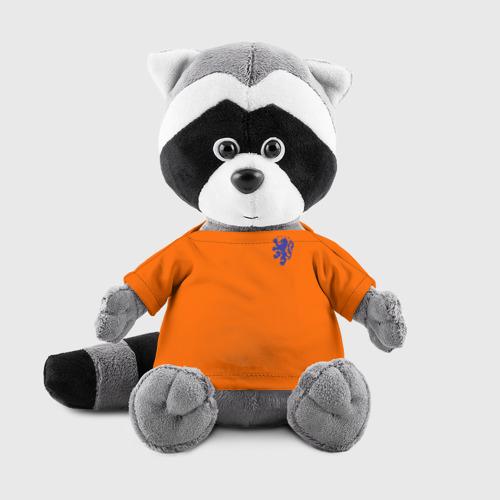 Игрушка Енотик в футболке 3D Сборная Голландии