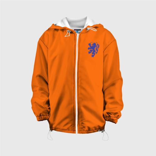 Детская куртка 3D Сборная Голландии
