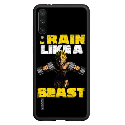 Чехол для Xiaomi Redmi Mi A3 Train Like a Beast