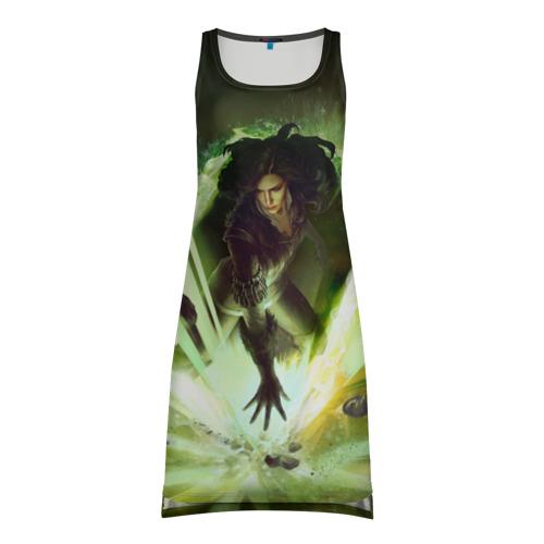 Платье-майка 3D The Witcher