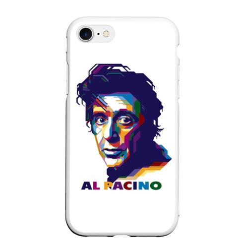 Чехол для iPhone 7/8 матовый Al Pacino