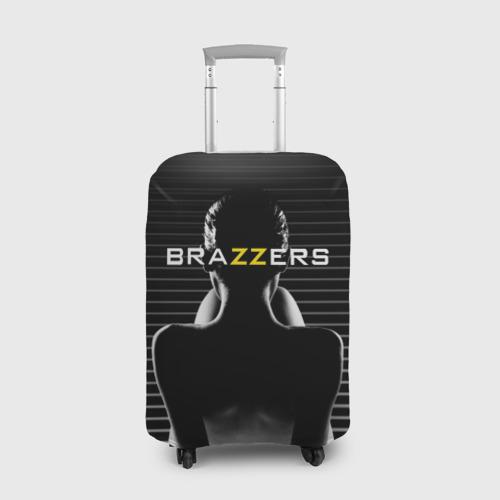 Чехол для чемодана 3D Brazzers