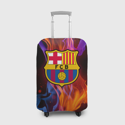Чехол для чемодана 3D Барселона