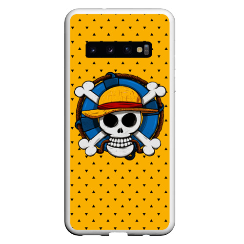 Чехол для Samsung Galaxy S10 One Pirate