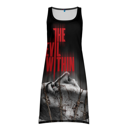 Платье-майка 3D The Evil Within