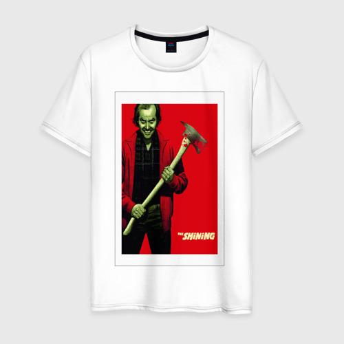 Мужская футболка хлопок The Shining