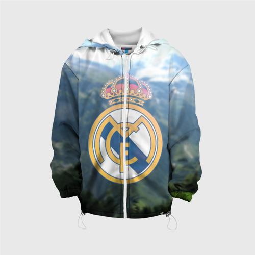Детская куртка 3D Реал Мадрид