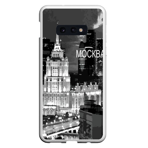 Чехол для Samsung S10E Москва