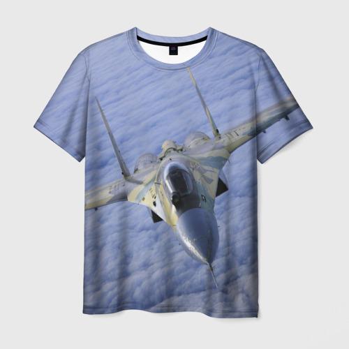 Мужская футболка 3D Су - 35