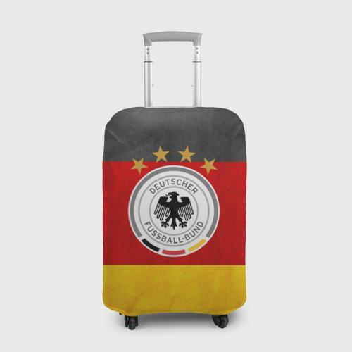Чехол для чемодана 3D Сборная Германии