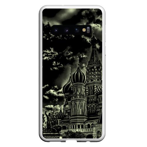 Чехол для Samsung Galaxy S10 Москва