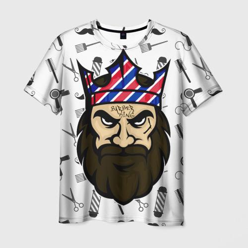 Мужская футболка 3D БАРБЕРКИНГ